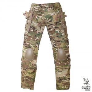 Брюки EMERSON CP Tactical Multicam