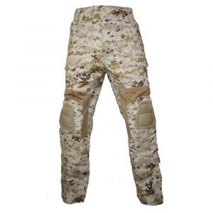 Брюки TMC CP Gen2 style Tactical Pants with Pad set AOR1