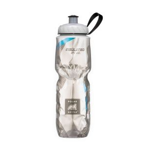Бутылка Polar Bottle Carbon Fiber Blue 24oz