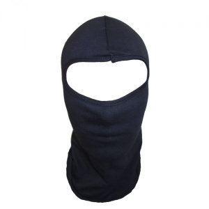 Балаклава TMC Cotton Balaclava Single Hole Black