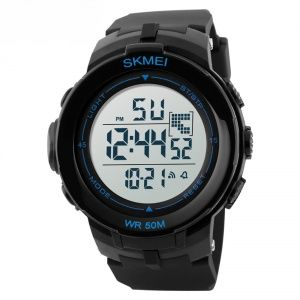 Часы Skmei DG1127 Black - Blue