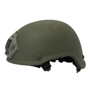Шлем MICH 2001 Helmet-Armed Olive