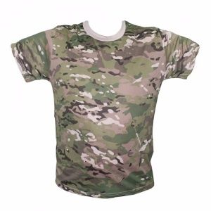 Футболка ML-Tactic T shirt Multicam