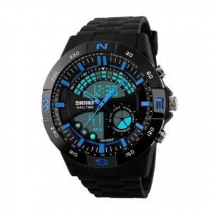 Часы Skmei 1110 Black-Blue