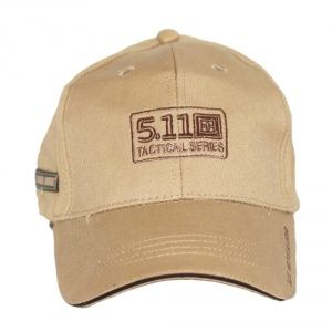 Кепка 5.11 Tactical Baseball cap 2008 TAN