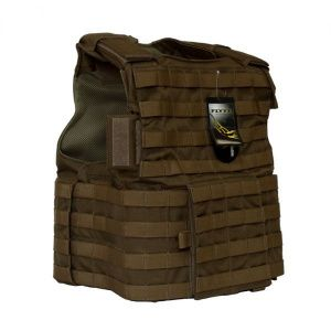 Бронежилет Flyye Force Recon Vest Ver.Land Coyote Brown