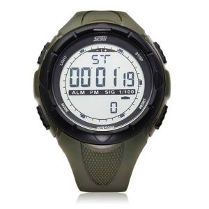 Часы Skmei 1025 Army Green BOX