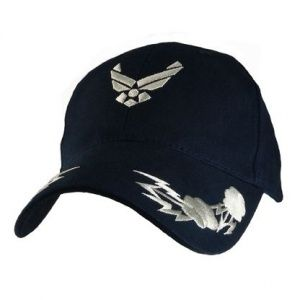 Кепка Eagle Crest Air Force(Hap Only) W/Bolts Dark Navy-4