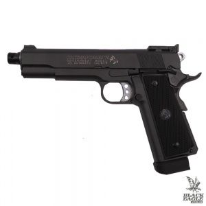 Пистолет COLT MARK IV METAL CO2
