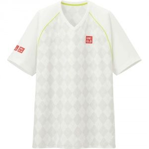 Футболка Uniqlo Men NK Dry EX WHITE