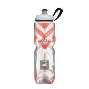 Бутылка Polar Bottle Chevron Red 24oz