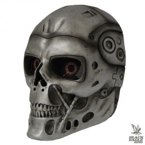 Маска FMA Wire Mesh T800 silver Mask