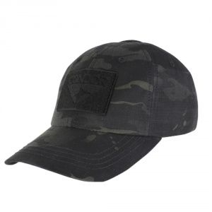 Кепка Condor Tactical Cap Multicam Black