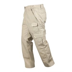 Тактические брюки Rothco R/S Tactical Duty Pants Khaki