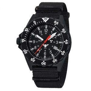 Часы KHS Shooter Nato Black