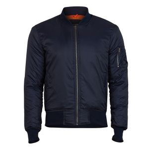 Куртка Surplus Basic Bomber Jacket NAVY