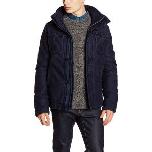 Куртка Brandit Mens Kinston Jacket NAVY
