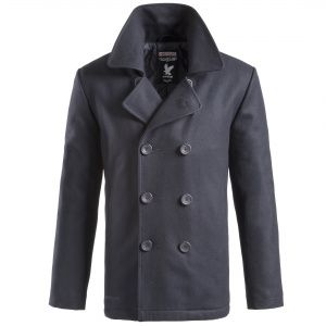 Бушлат Surplus Pea Coat NAVY