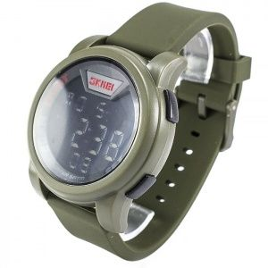 Часы Skmei DG1218 Army Green BOX