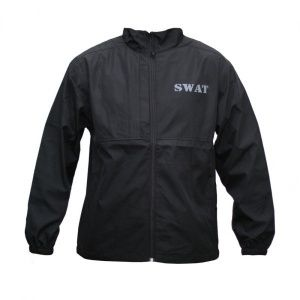 Ветровка 5.11 Tactical SWAT Black