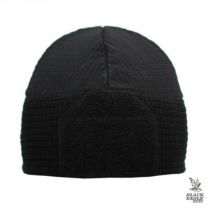 Шапка флисовая Emerson Caru Fleece velcro Watch Cap Black