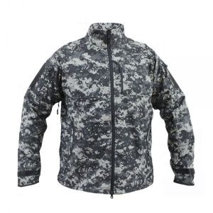 Куртка без капюшона ML-Tactic Soft Shell ACU