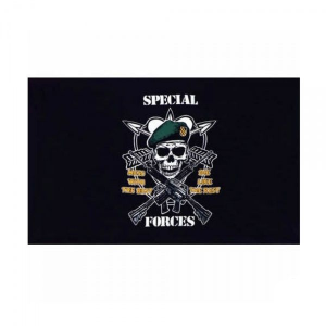 Флаг Special Forces