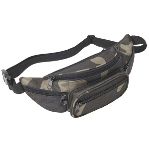 Сумка Brandit Waist belt bag DARKCAMO