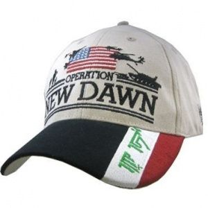 Кепка Eagle Crest Operation New Dawn Silhoutte Black