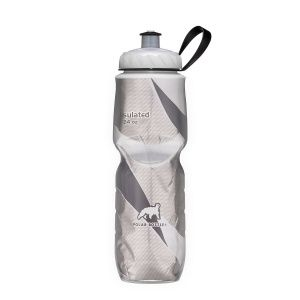 Бутылка Polar Bottle Pattern Black 24oz