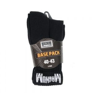 Носки Magnum Base Pack Black