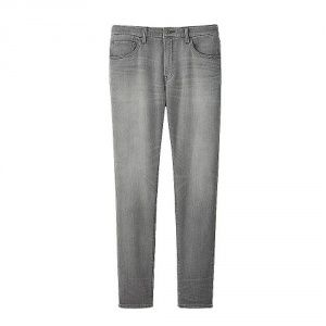 Джинсы Uniqlo Jogger Slim Fit GREY