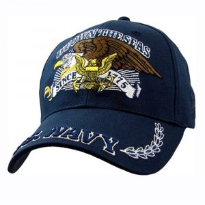 Кепка Eagle Crest We Own The Seas W/Eagle Dark Navy