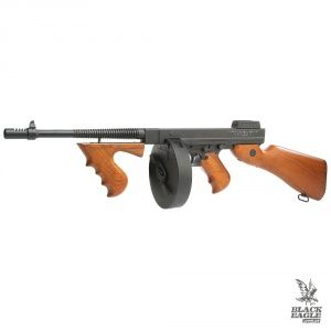 Пистолет-пулемет KING ARMS Thompson M1928 Chicago AEG