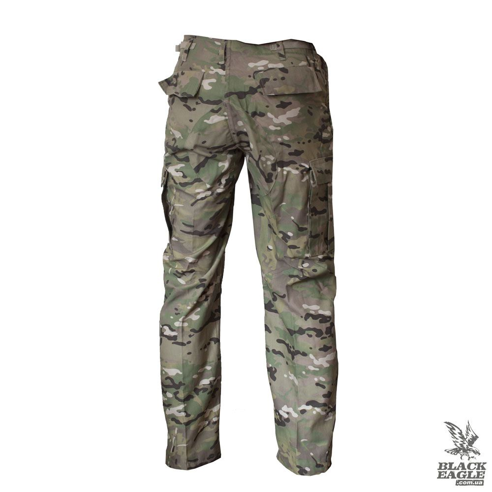 Брюки Regular BDU Multicam