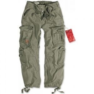 Брюки Surplus Airborne Vintage Trousers OD