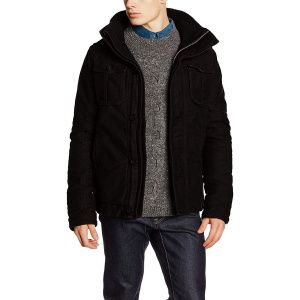 Куртка Brandit Mens Kinston Jacket BLACK