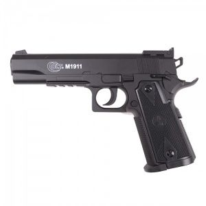 Пистолет COLT 1911 NBB PLASTIC CO2