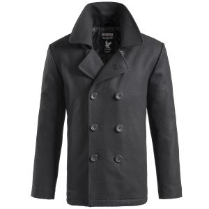 Бушлат Surplus Pea Coat BLACK