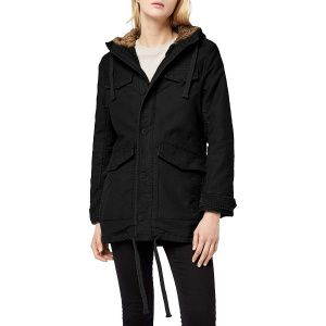 Куртка Brandit Ladies Parka Haley BLACK