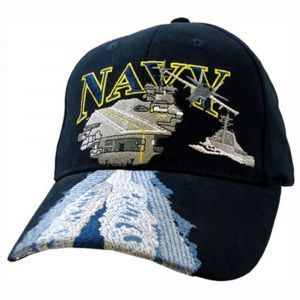 Кепка Eagle Crest Aircraft Carrier Dark Navy