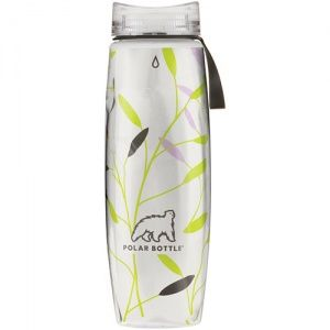 Бутылка Polar Bottle Ergo Graphic Leaves 22oz
