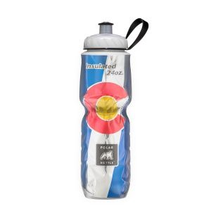 Бутылка Polar Bottle State Flag Colorado 24oz