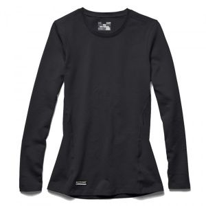 Футболка Under Armour ColdGear Infrared Tactical Crew Black