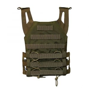 Бронежилет Flyye Swift Plate Carrier Khaki