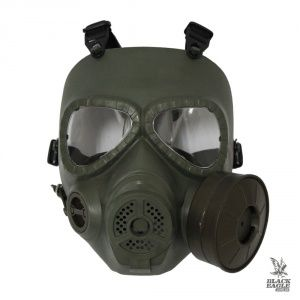Маска Toxic Style Fan Airsoft FG
