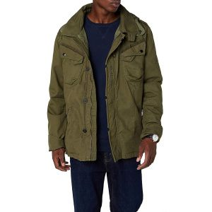 Куртка Brandit Mens Byron Outdoorjacket OLIVE