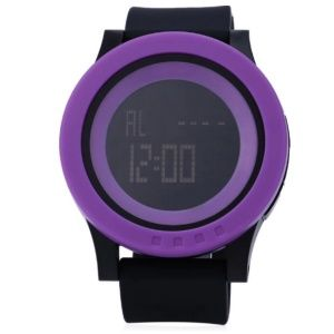 Часы Skmei DG1142 BK- Purple BOX