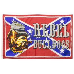 Флаг Fosco Rebel Bulldog