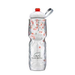 Бутылка Polar Bottle BreakAway Orange 24oz